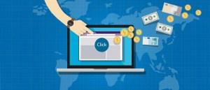 Affiliate marketing clicks