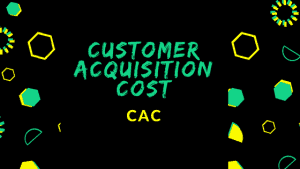 Customer Acquisition Cost CAC