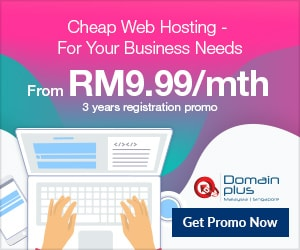 DomainPlus web hosting in Malaysia