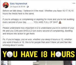 Gary Vaynerchuk Micro Content