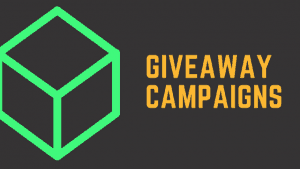 Giveaway Campaigns