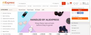 Join Aliexpress