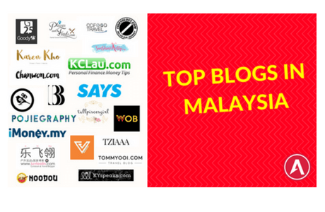 Top 25 Blogs in Malaysia for 2021 (Featuring ONLY The Best)